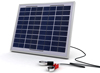 SOLARLAND USA SLCK-010-12 Portable 10 Watt 12 Volt Solar Charging Kit